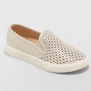 NWT Big Girls Slip On Loafer Shoe